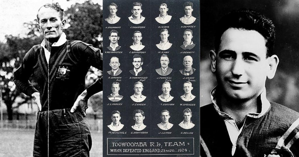 1924-25 Toowoomba Clydesdales - Rugby League