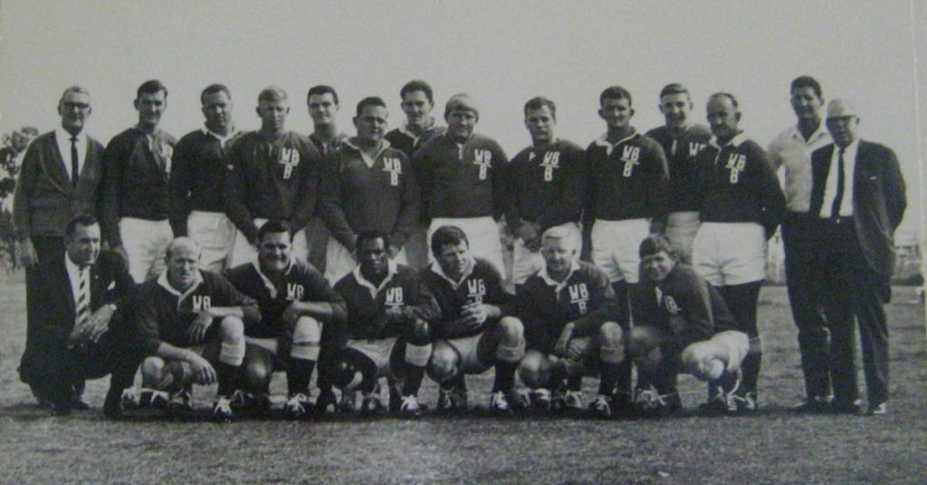 Wide Bay Rugby League State Champions 1966