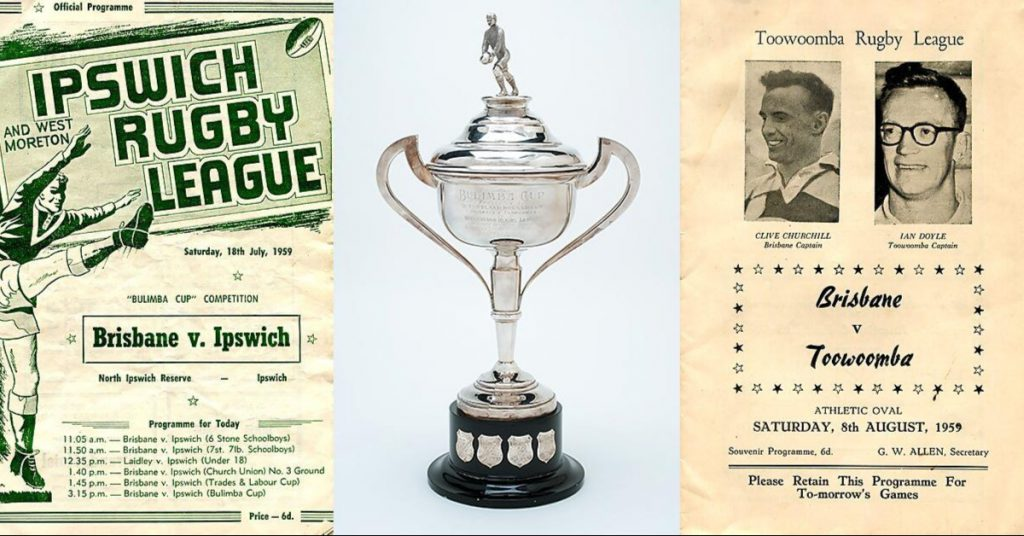 Bulimba Cup - Rugby League